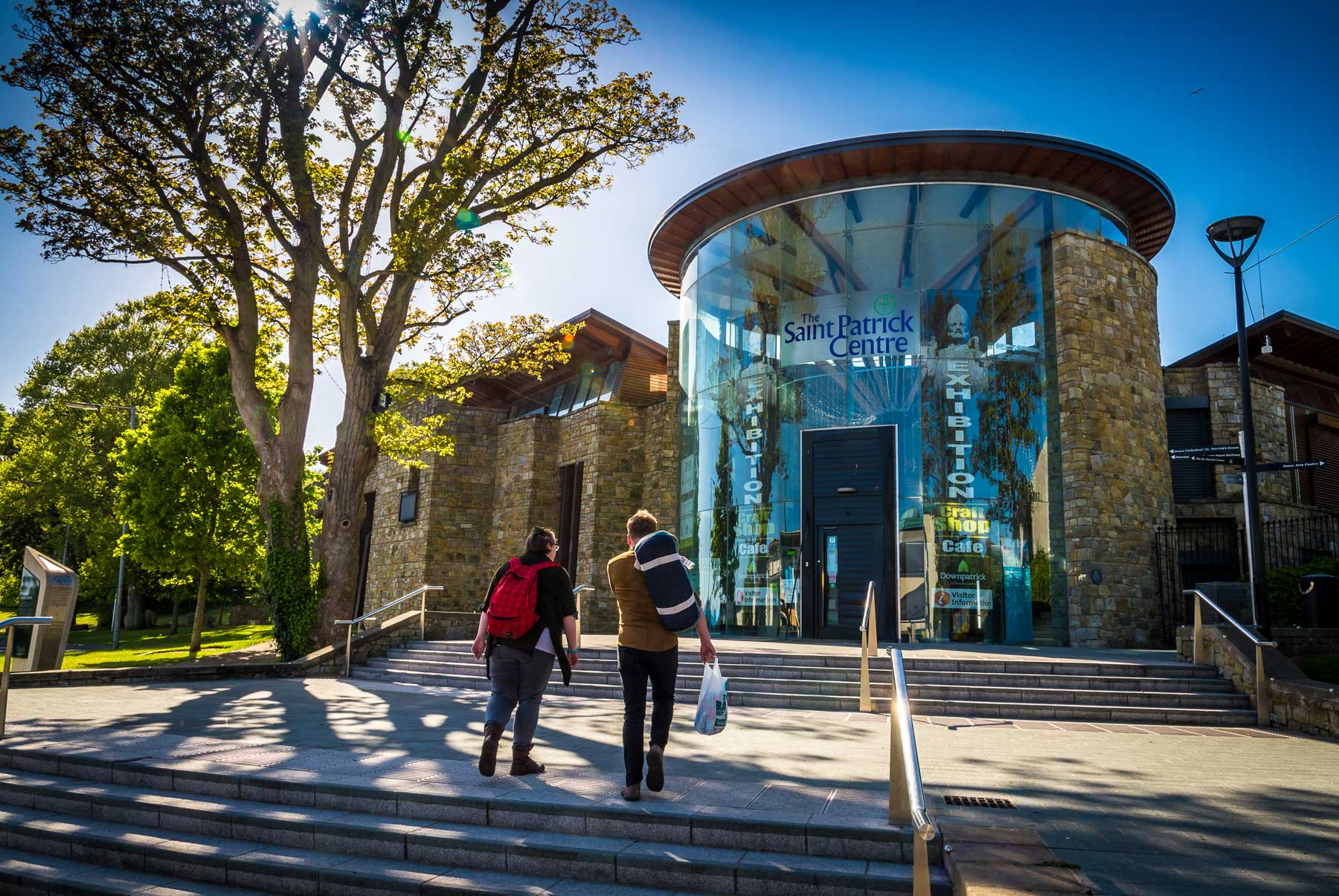 The Saint Patrick Centre in Downpatrick is a good starting point to discover more about him and follow St Patrick's trail.