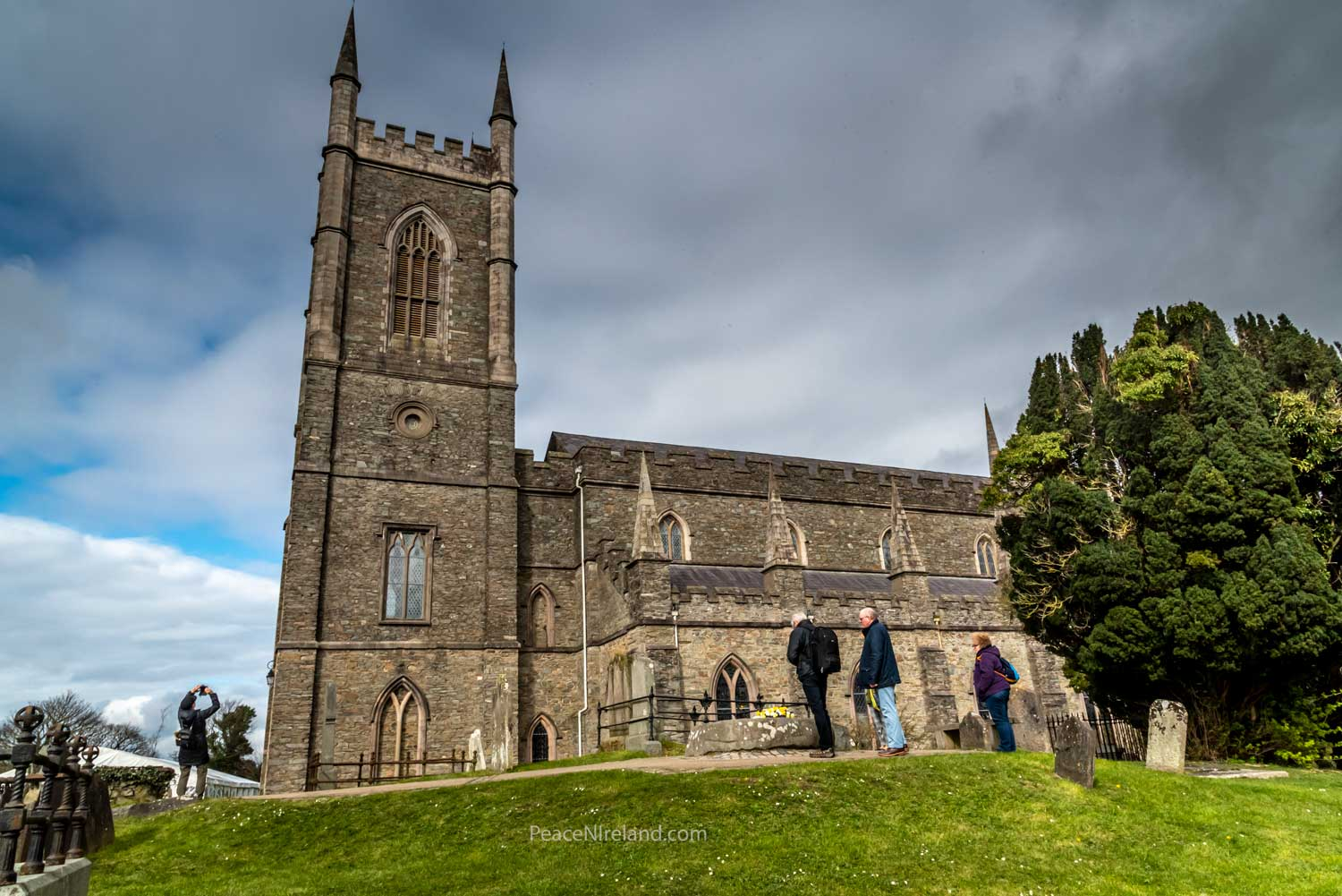 Down Cathedral (Church of Ireland), Downpatrick, County Down