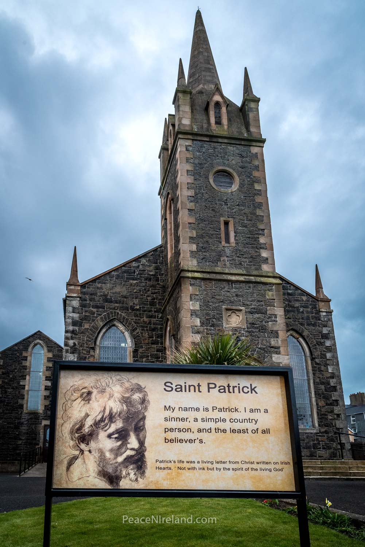 Portrush Presbyterian: St Patrick tribute