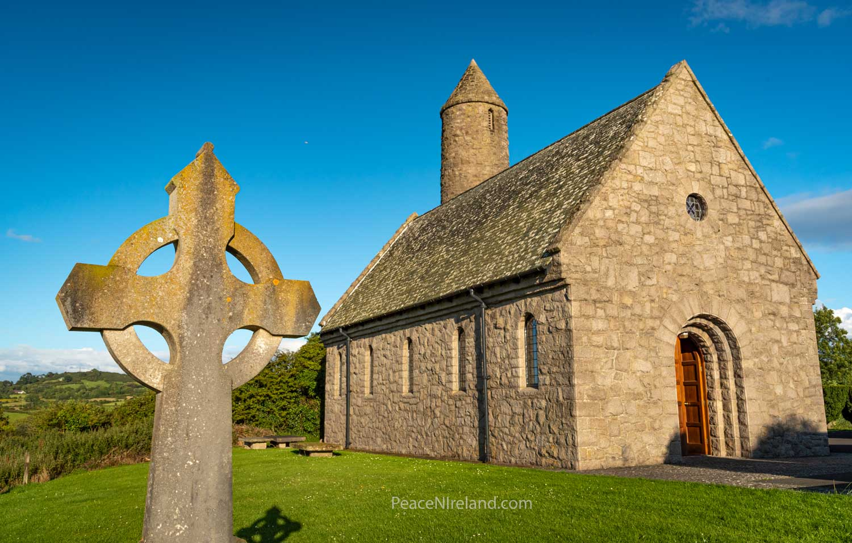 Saul Church of Ireland, St Patrick Memorial Church, Saul, County Down.