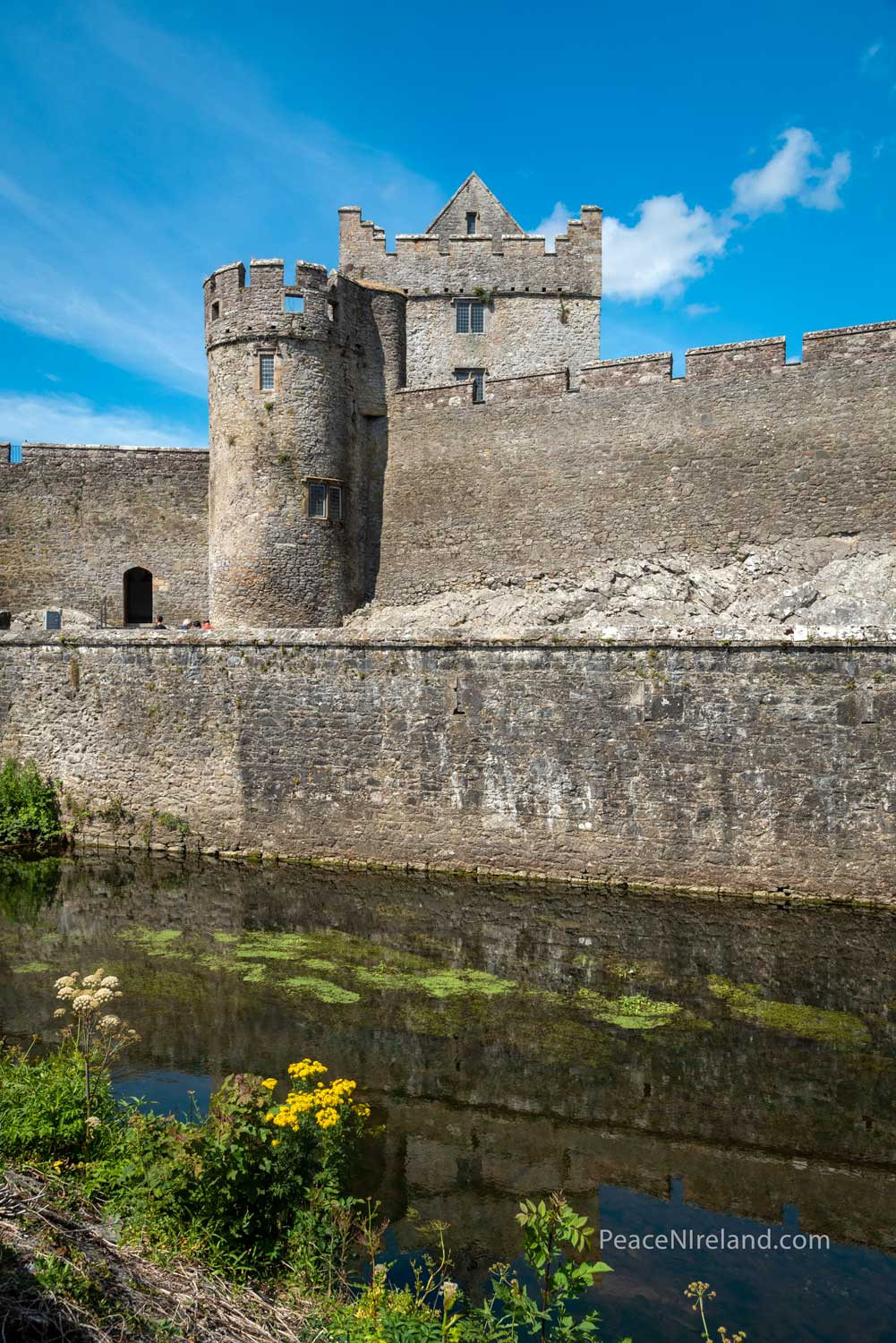 Cahir Castle: County Tipperary